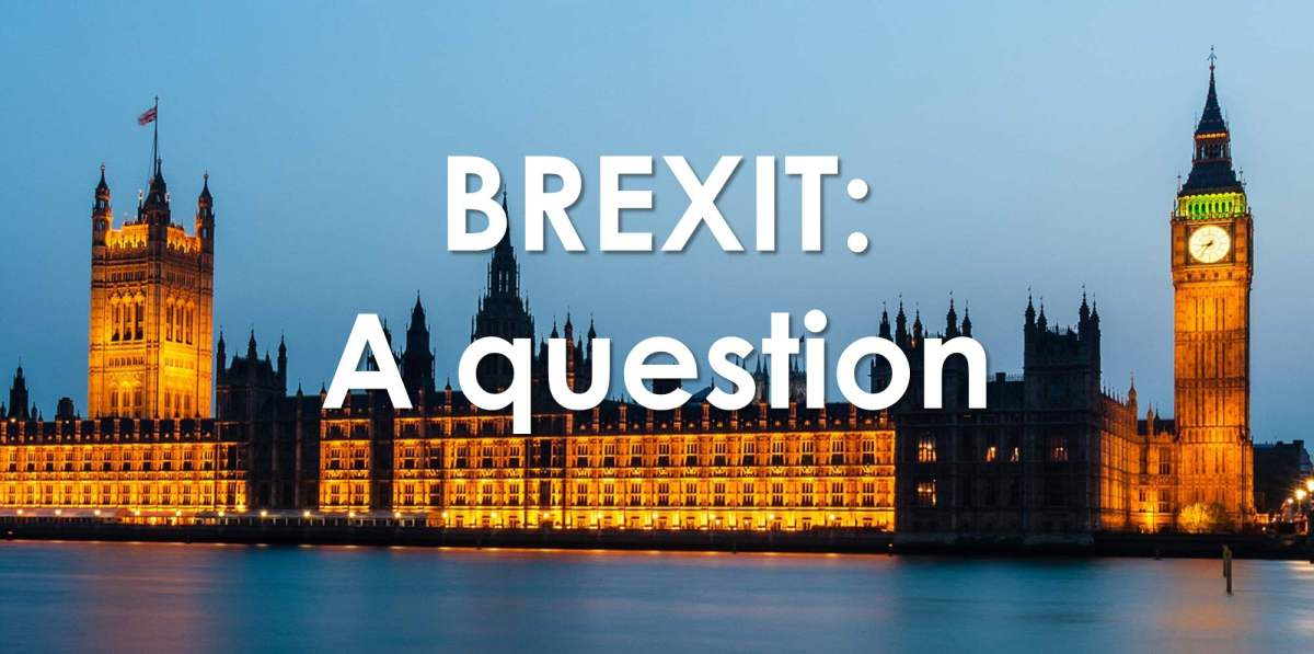Brexit: A question for Jeremy Corbyn